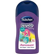 Bübchen Kids 3-in-1: Shower Gel + Shampoo + Balm - Children's Shower Gel