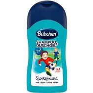 Bübchen Kids Shampoo & Shower Gel - Sport - Children's Shampoo