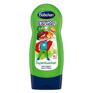 Bübchen Kids SUPERHERO Shampoo and Shower Gel