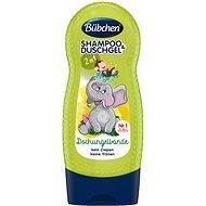 Bübchen Kids Šampon a sprchový gel DŽUNGLE 230ml