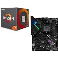 Akční balíček ASUS ROG STRIX X470-F GAMING + CPU AMD RYZEN 7 2700X