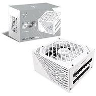 Počítačový zdroj ASUS ROG STRIX 850W GOLD White Edition
