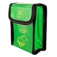 Adam FLEET - ohnivzdorný pytlík pro baterie DJI MavicPro - zelený - Příslušenství