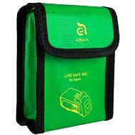 Adam FLEET - ohni vzdorný pytlík pro baterie DJI SPARK - zelený - Příslušenství