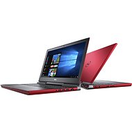 Dell Inspiron 15 (7567) Gaming Red - Notebook