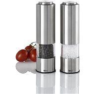 AdHoc Keramický mlýnek na pepř a sůl elektrický LED 2, 2 ks - Elektrický mlýnek