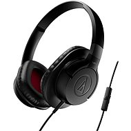 Audio-technica ATH-AX1iS černá - Sluchátka