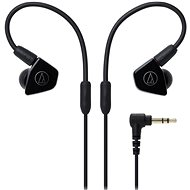 Audio-technica ATH-LS50iS Black - Headphones with Mic