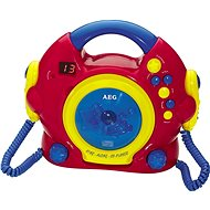 AEG CDK 4229 CD - CD Přehrávač