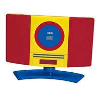 AEG MC 4464 CD - CD Přehrávač