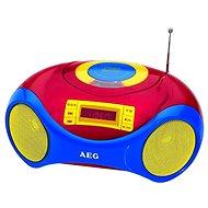 AEG SR 4363 CD - CD Přehrávač
