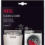 AEG Clean & Care odstraňovač vodního kamene a mastnoty A6WMDW06 - Čisticí prostředek