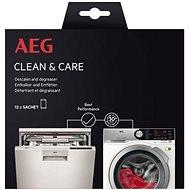 AEG Clean & Care odstraňovač vodního kamene a mastnoty A6WMDW12 - Čisticí prostředek