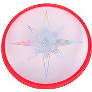 Aerobie Skylighter Svítící Frisbee 30cm - červená - Frisbee