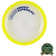Aerobie Superdisc 25cm - žlutá - Frisbee