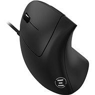 Eternico Wired Vertical Mouse MDV100 pro leváky černá - Myš