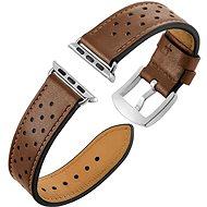 Eternico Apple Watch 38mm / 40mm Leather Band hnědý - Řemínek