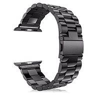 Eternico Apple Watch 38mm / 40mm Steel Band černý - Řemínek