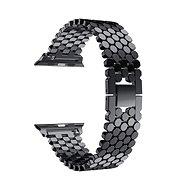 Eternico 38mm / 40mm Metal Band černý pro Apple Watch - Řemínek