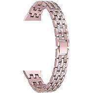 Eternico 42mm / 44mm Metal růžovo zlatý pro Apple Watch - Řemínek