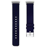 Eternico Fitbit Charge 3 Canvas tmavě modrý (Small) - Řemínek