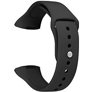 Eternico Fitbit Charge 3 / 4 Silicone černý (Small) - Řemínek