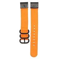Eternico HQ Nylon oranžový pro Garmin 20 - Řemínek