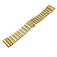 Řemínek Eternico Garmin QuickFit 26 Stainless Steel Band Steel Plating zlatý