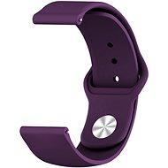 Eternico Silicone fialový pro Huawei Watch GT 2 42mm - Řemínek