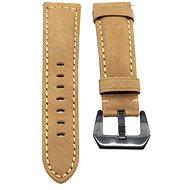 Řemínek Eternico Genuine Leather hnědý pro Huawei Watch GT / GT 2 / GT 2e 46mm