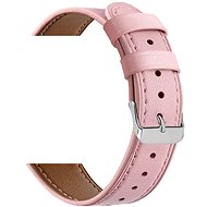 Eternico Samsung Quick Release 20 Leather Band růžový - Řemínek
