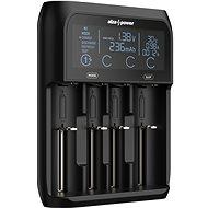 AlzaPower USB Battery Charger AP450B - Nabíječka baterií
