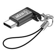AlzaPower Keychain USB-C - Micro USB - Redukce