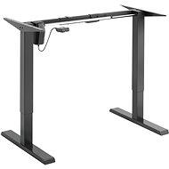 AlzaErgo Table ET2.1 černý - Stůl