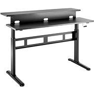 AlzaErgo Table ET3.1 černý - Stůl