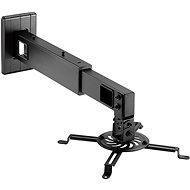 AlzaErgo Projector Mount W10B Wall černý - Nástěnný držák