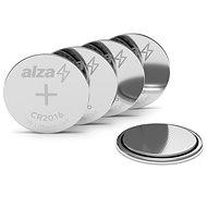 AlzaPower CR2016 5ks - Knoflíková baterie