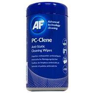 Čisticí ubrousky AF PC Clene - balení 100 ks