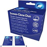 AF Screen-Clene Duo - balení 20 + 20 ks