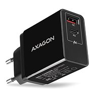 AXAGON ACU-PQ22 QUICK a PD Dual USB