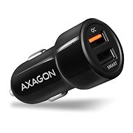 AXAGON PWC-QC5 QUICK and SMART Dual USB - Nabíječka do auta