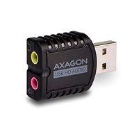AXAGON ADA-17 MINI HQ - Externí zvuková karta