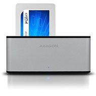 AXAGON ADSA-SM COMPACT dock šedá - Externí dokovací stanice