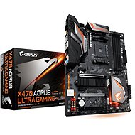 GIGABYTE AORUS X470 Ultra Gaming - Základní deska