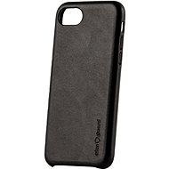 AlzaGuard Premium Leather Case for iPhone 7 / 8 / SE 2020 černé