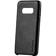 AlzaGuard Premium Leather Case for Samsung Galaxy S10e černé - Kryt na mobil