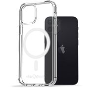 AlzaGuard Magnetic Crystal Clear Case pro iPhone 12 Mini