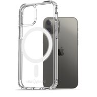 AlzaGuard Magnetic Crystal Clear Case pro iPhone 12 / 12 Pro