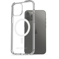 AlzaGuard Magnetic Crystal Clear Case pro iPhone 12 Pro Max