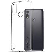 AlzaGuard Crystal Clear TPU Case pro Motorola Moto E6s Plus - Kryt na mobil